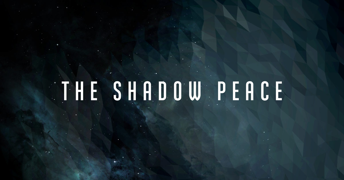 The Shadow Peace Part 1 Data Driven Documentary On